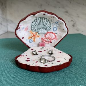 The Seashell Box *SOLD*